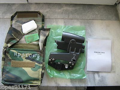 Russian Army Military Collimator Sight Obzor 1P63 Solar Reticle Ak Side Mount