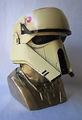 Star wars Scarif Shoretrooper Rogue One Helmet Forjadict3d Replica shore trooper