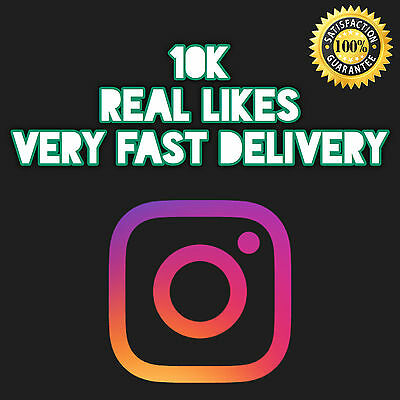 10K+ Real Instagram-Likes Safe and Very Fast Delivery