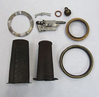 Mining, Repair Parts For A Wolf Model 100 Flame Safety Lamp