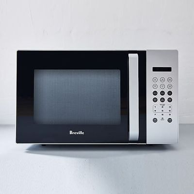 NEW Breville 30L Silver MWO The Quick & Simple - BMO120SIL
