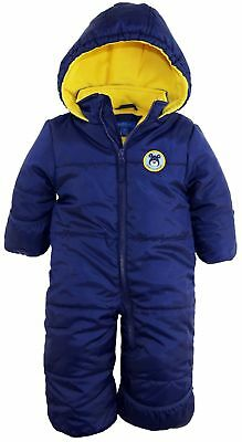 iXtreme Baby Boys One Piece Puffer Winter Snowsuit Bunting Pram