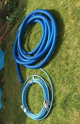 25mm Water Main Pipe x 20meters And 20 Meter Underground Pipe Duct