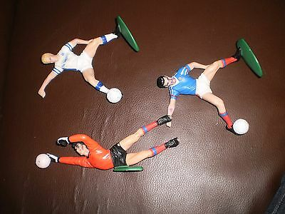 lot Figurines Football  Tonka 1989 sportstars