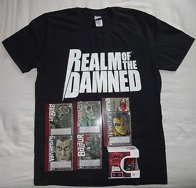 Realm Of The Damned Film Movie Merchandise Promotional Items Bundle Job Lot New