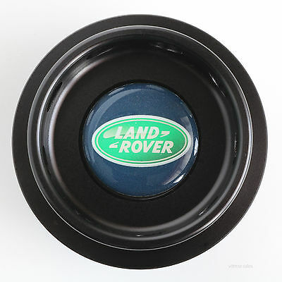 Land Rover Freelander Oil Filler Cap Black Anodised Aluminium for K Series