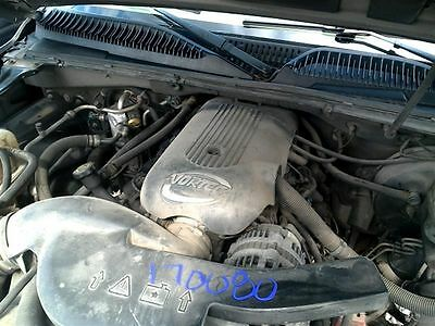Engine 5.3L Vin T 8Th Digit Fits 02 Avalanche 1500 498208