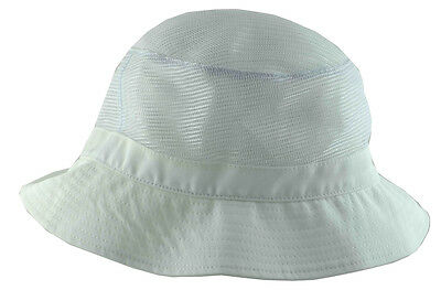 NEW HYP MENS Cotton Solid and Mesh Bucket Hat with Contrast ... 2e6b4f15bb16