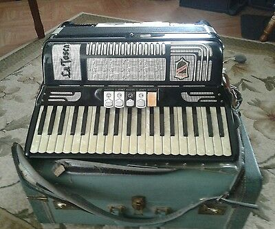 La Tosca Fiesta Accordion  Made In Italy