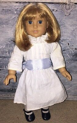 American Girl Doll Nellie O'Malley Original Meet Dress Retired NICE