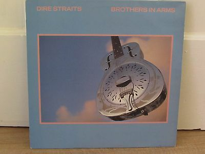"Dire Straits ‎– Brothers In Arms LP Album 12"" Vinyl  Record"