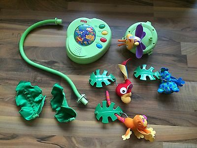 Fisher Price RAINFOREST Peek A Boo Musical MOBILE Replacement Parts