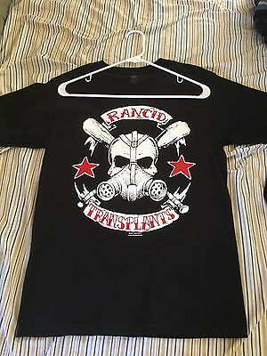 Rancid Transplants small tshirt nofx rise against me operation ivy agnosticfront