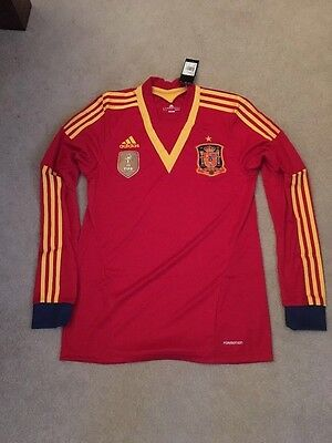 Genuine Adidas Player issue Spain Espana Formotion shirt - BNWT Medium