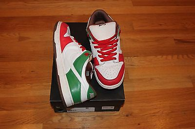 huge selection of c8498 a2d48 Nike Dunk SB Cinco De Mayo Low 2005 Skateboarding Rare OG Authentic Low
