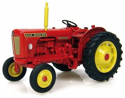 David Brown 990 Implematic Tractor – 1963 Diecast Scale 1/43 New