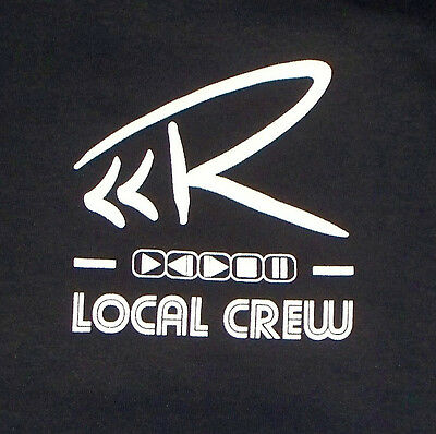 Rascal Flatts 2014 Tour Local Crew T-shirt XXL Never Worn Black
