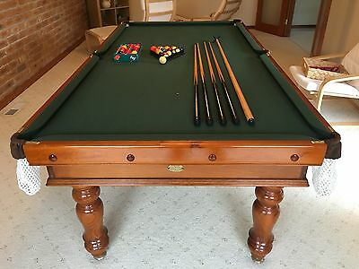billiard table astra slate 8 x 4