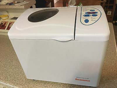 Remington Bread maker