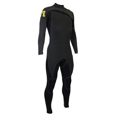 Body Glove Prime 3/2mm Chest Zip Steamer Wetsuit Black RRP £220