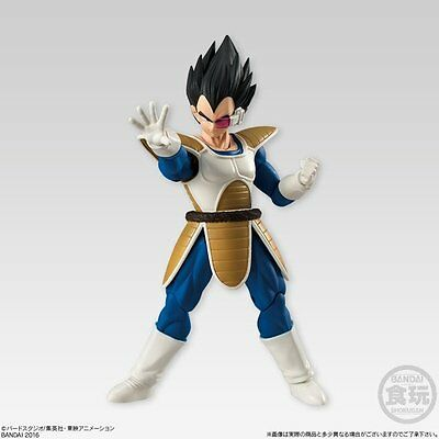 DRAGON BALL Z SHODO Vol. 4 VEGETA SCOUTER FIGURE FIGURA NEW BANDAI