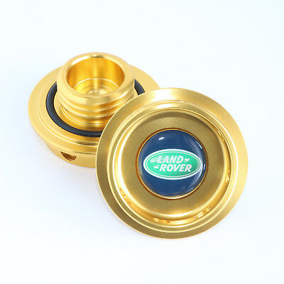 Land Rover Discovery 2.0i 200Mpi Oil Filler Cap Gold Aluminium T series engine
