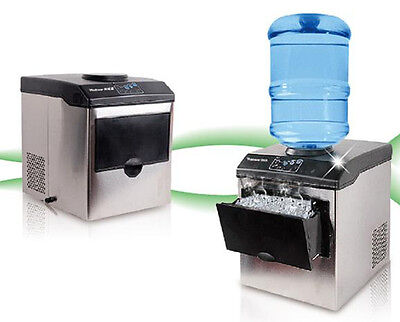CE commercial ice making machine Ice Maker cube machine Free Shipping