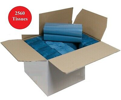 Paper Hand Towel C Fold Tissue 1 PLY Napkins Blue Multi Fold Hand Towels 2560
