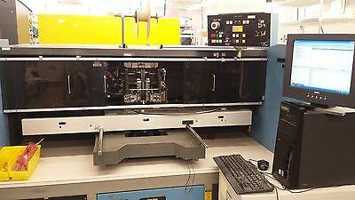 Universal Instruments VCD 6287A Axial Insertion Machine Stand Alone