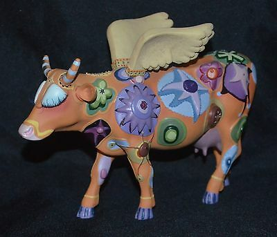Cow Figurine - Cow Parade - #9127 Angelicow - 2000  (43)