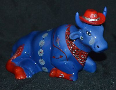 Cow Figurine - Cow Parade - #9180 - 2001  (44)