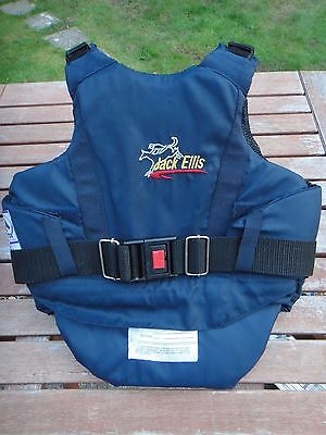 """Jack Ellis and Co Horse Riding Body & Back Protector Child - Size 24"""" Size S / M"""