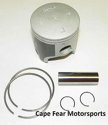 2000-2001 Yamaha XR1800 WSM PLATINUM Powervalve Piston Kit XR 1800
