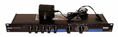 Lexicon MPX-100 Effects Processor w/ PSU - MPX100 Reverb Delay FX and manual