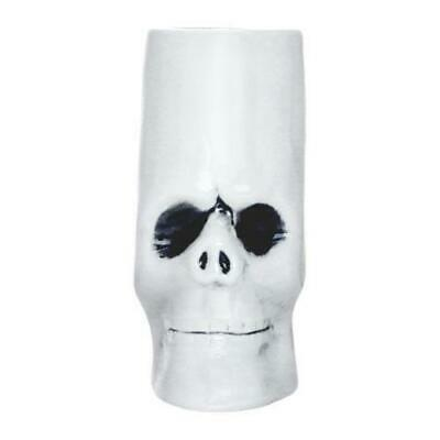 "Ceramic ""Bones"" Tiki Mug (355ml / 12oz)"