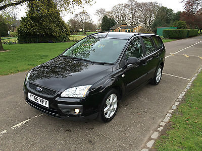 AUTOMATIC ESTATE Ford Focus 1.6 Sport 5dr