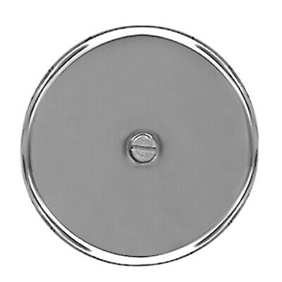 "5"" Stainless Steel Cleanout/Extension Covers Wall Mount (24 gauge),PartNo C90015"