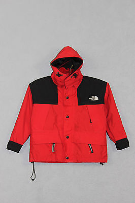 Vintage The North Face Summit Series Gore Tex 2 in 1 Jacket - fleece Size S Red