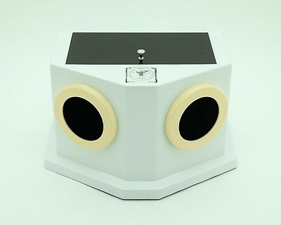 New Portable Manual Chairside Darkroom X-Ray Film Developer - White/Beige