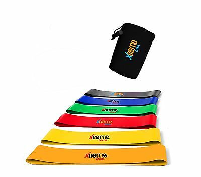 Resistance Loop Bands - XTREME BANDS For Exercise & Fitness.