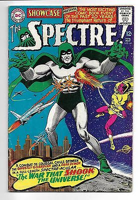 DC Showcase The SPECTRE! No. 60 ~ UNRESTORED SCANNED Pages 7.5 VF-
