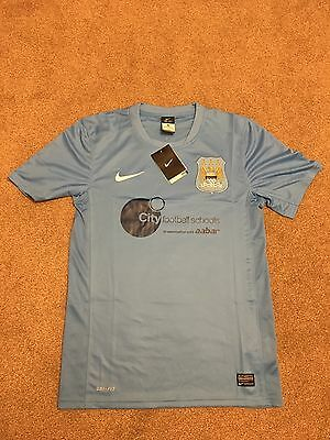 Nike Manchester City Training Top MENS Size XL City Football Schools