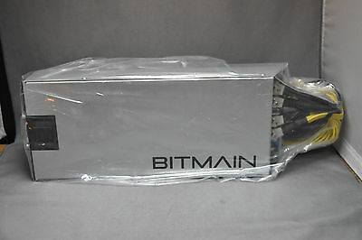 Antminer Bitmain 1600w PSU For S5 S7 S9 Power Supply Bitcoin (APW3+-12-1600-A3)