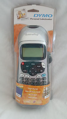 DYMO Letratag LT-100H Personal Hand-Held Label Maker NEW