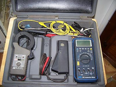 OTC Automotive multimeter 500 with case and accessories/manual