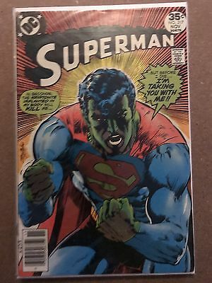 Superman #317 ⭐️ FN- ⭐️ DC Comics