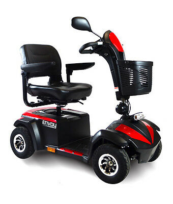 Envoy 4 Plus Mobility Scooter – Latest Model *Brand New*