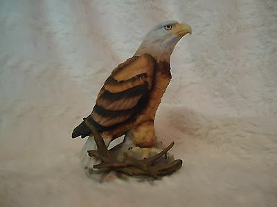1988 Nest Egg Collection Eagle Statue #06707 ~ No Box