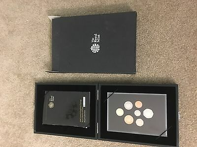 2008 UK (Great Britain)  Proof Coin Set Royal Mint