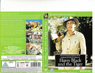 harry black and the tiger dvd classic 1958 drama � eur 1
